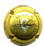 MARIA CASANOVAS--X.NOVEDAD(Ç) DAURAT