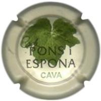PONS I ESPONA-V.8406-X.32164