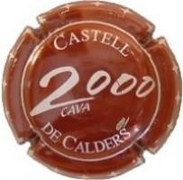 CASTELL DE CALDERS-V.6137--X.23432