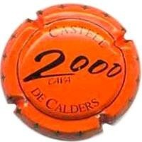 CASTELL DE CALDERS--V.11240-X.39666