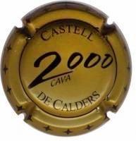 CASTELL DE CALDERS-V.3320