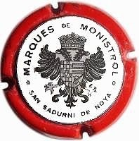 MARQUES DE MONISTROL-V.0541--X.04546