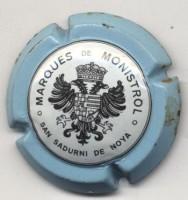 MARQUES DE MONISTROL-V.0543 MUY BUEN ESTADO