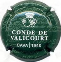 CONDE DE VALICOURT--V.19054