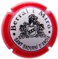 BERRAL I MIRO--V.12166-X.37116