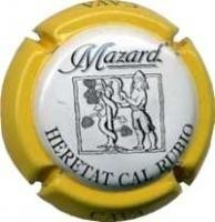 MAZARD-HERETAT CAL RUBIO--V.10513--X.33846