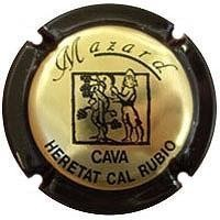MAZARD-HERETAT CAL RUBIO--V.1624--X.04237