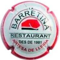La Barretina Restaurant des de 1981 Artesa de Lleida.