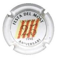 Festa del Most La Ràpita 1998 25è Aniversari.