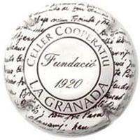 CELLER COOP. LA GRANADA--X.10453--V.5619ET