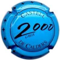 CASTELL DE CALDERS--X.41519--V.13747ET