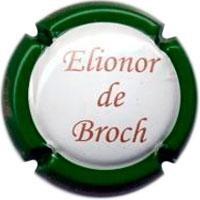 ELIONOR DE BROCH--X.38034