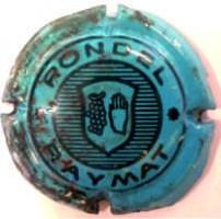 RONDEL--X.3501--V.063a (DETERIORADA COMO MUESTRA LA FOTOGRAFIA)
