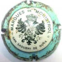 MARQUES DE MONISTROL-V.0543--X.13751 (DETERIORADA COMO MUESTRA LA IMAGEN)