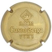 CUSCO BERGA--X.174019
