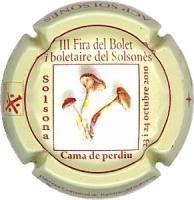 PIRULA III FIRA DEL BOLET--X.70134