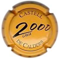 CASTELL DE CALDERS--X.75579