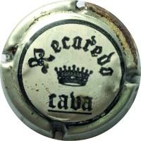 RECAREDO--X.09935 (DEFECTUOSA COMO MUESTRA LA IMAGEN)