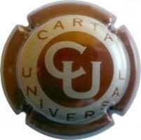 CARTA UNIVERSAL-V.6136--X.12955