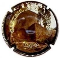 CASTELL DE CALDERS-V.8580-X.33443