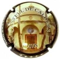CASTELL DE CALDERS-V.8581-X.33444