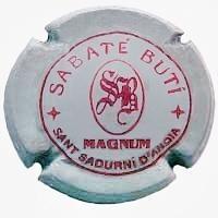 SABATE BUTI-V.2671--X.08012